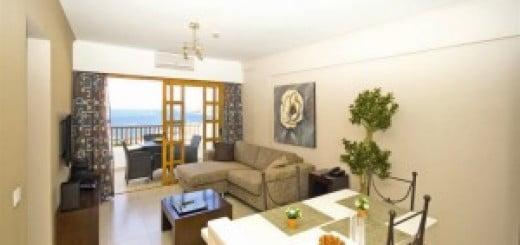 Te huur Tenerife, luxe appartement met volledig zeezicht