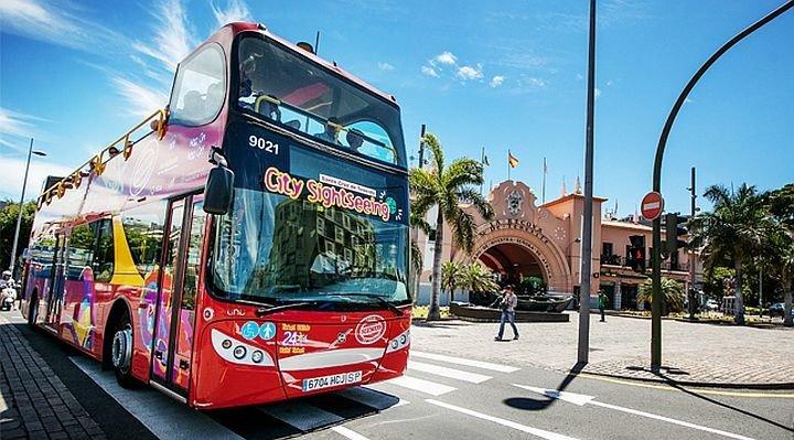 City Sightseeing Tour Santa Cruz de Tenerife
