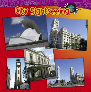 City Sightseeing Santa Cruz de Tenerife