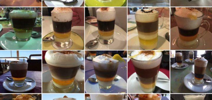 barraquito koffie variaties