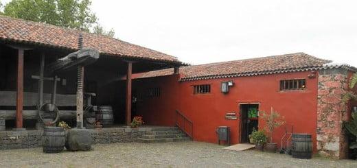 Casa del Vino in El Sauzala