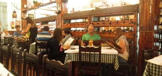 Restaurant Las Goteras