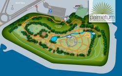 plattegrond Palmetum Santa Cruz de Tenerife