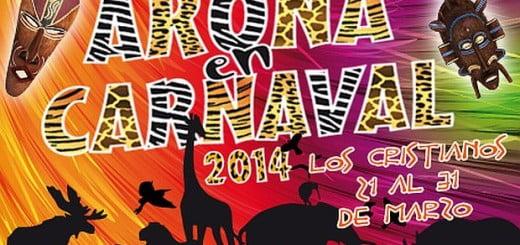 Carnaval Los Cristianos 2014