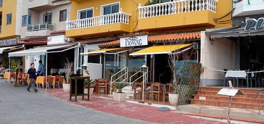 Restaurante Picasso Los Abrigos