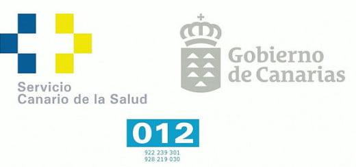 Electronische Voorschriften Servicio Canario de la Salud