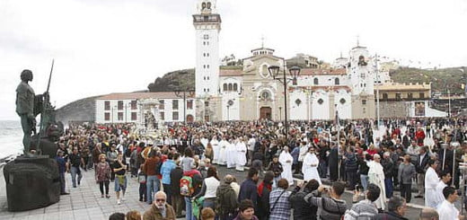 Bedevaart Candelarie en Fiestas Virgen de Candelaria