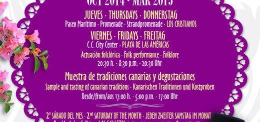 Canarias Folk Fest 2014-2015 Arona