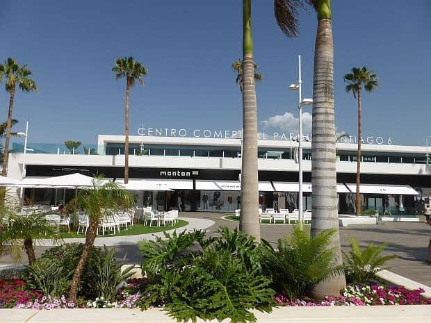 Centro Comercial Parque Santiago 6