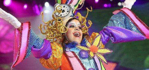 Murgas Carnaval Santa Cruz 2015