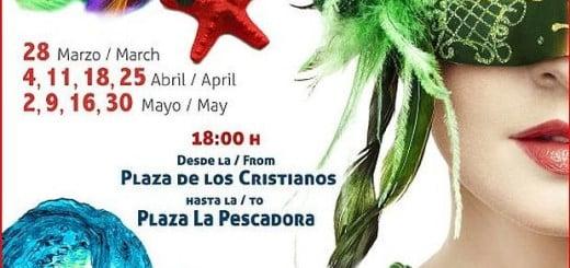 Carnaval del Mar Los Cristianos