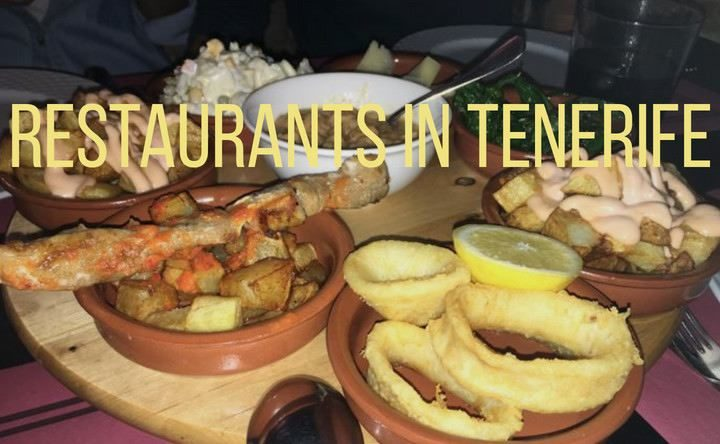 Restaurants Tenerife