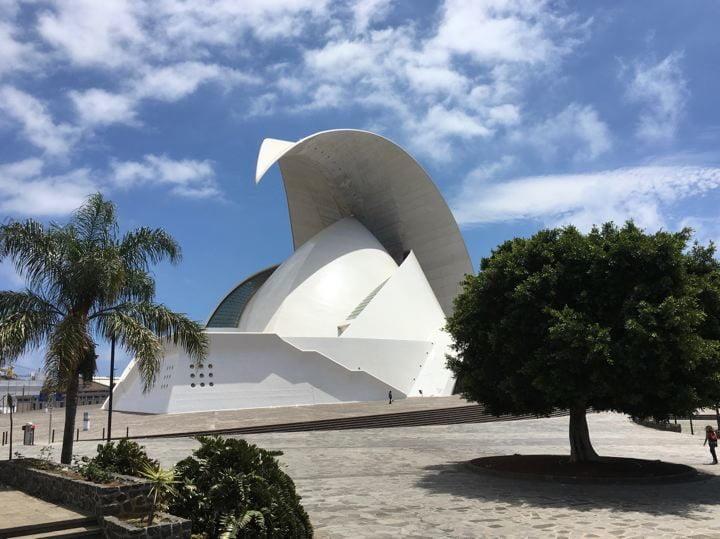Santa Cruz Auditorium Adan Martin