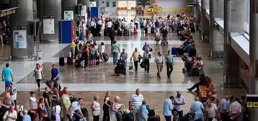 Tenerife Sur luchthaven veiligheid