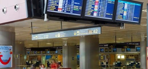 Luchthaven Tenerife Zuid Reina Sofia