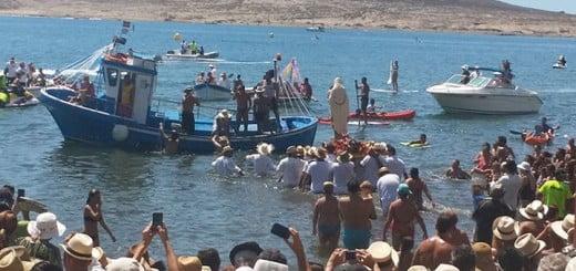 Romeria Barquera El Médano