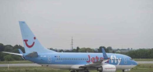 Jetairfly vanaf maandag 11 april terug vanaf Zaventem