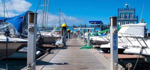 Marina del Sur te Las Galletas