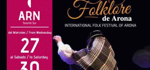 Folklore Festival Arona 2016
