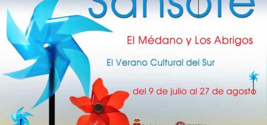 Sansofe 2016 Cultuur in El Médano en Los Abrigos