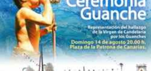 Ceremonia Guanche te Candelaria