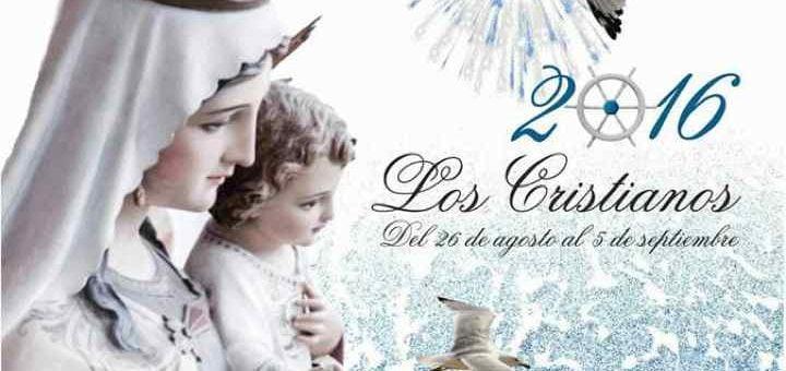 Fiestas Los Cristianos 2016 - Virgen del Carmen