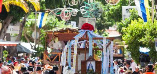 Fiestas Patronales Adeje 2016