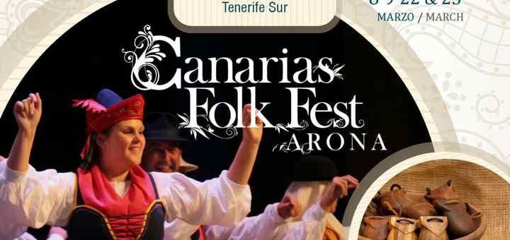 Canarias Folk Fest 2016-2017