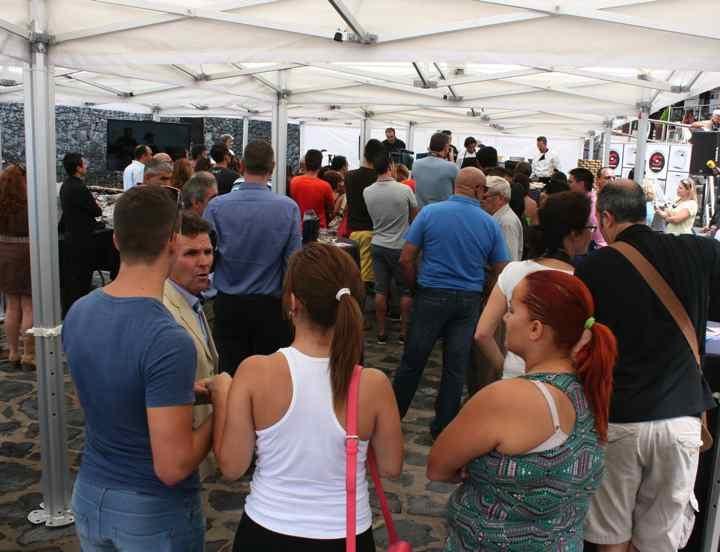 Más que Mar, met Tapa Route in Los Abrigos