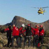 Teleferico del Teide evacuatie 1