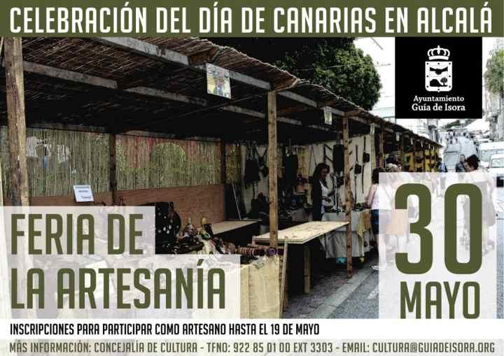 Día de Canarias Alcalá
