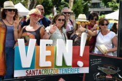 Ven a Santa Cruz 5 november 2017 met thema Navidad (Kerstmis)