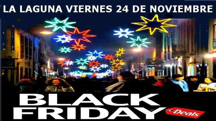Eerste black friday in la laguna tenerife tenerife vakantie - Black friday tenerife 2017 ...