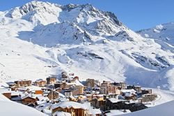 Val Thorens ski vakantie