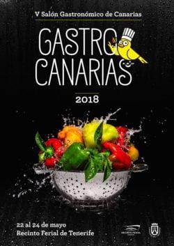 Gastro Canarias 2018 te Santa Cruz de Tenerife