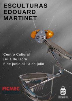 Insecten sculpturen door Edouard Martinet