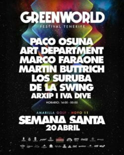Greenworld Festival Tenerife