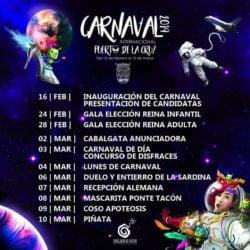 Carnaval Puerto de la Cruz 2019