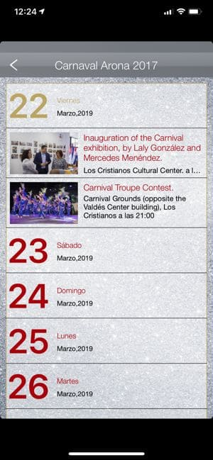 tenerife carnival 2019 los cristianos