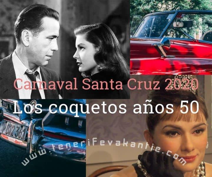 Thema Carnaval Santa Cruz 2020