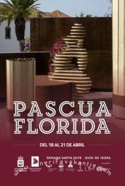 Pascua Florida 2019 affiche - Guía de Isora