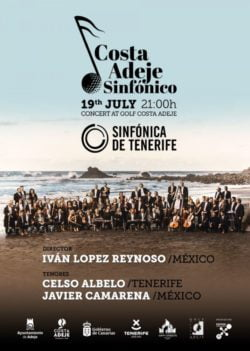 Costa Adeje Sinfónico affiche