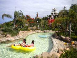 Zomer in Siam Park Costa Adeje