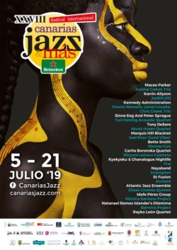 Canarias Jazz Mas affiche