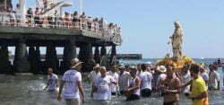Fiestas El Médano 2019 met de Romería Barquera