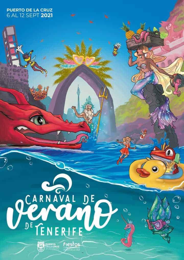 Carnaval de Verano Puerto de la Cruz 2021