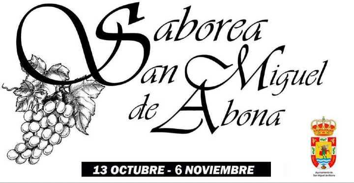 Tapa Route Saborea 2021 San Miguel de Abona